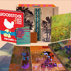 WOODSTOCK Back To The Garden 50th Anniversary 38 CD box NEW, SEALED out of print