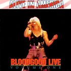 Live, Vol. 1: Alive in America by Bloodgood (CD, Sep-1990, Benson Records)