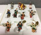 Hawthorne Village The Joy To The World Figurine Set Nativity Christmas Tree