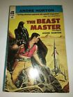The Beast Master Andre Norton 1959 ACE paperback sci fi book first edition