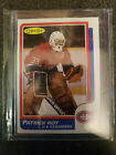 1986-87 PATRICK ROY MONTREAL CANADIENS O-PEE-CHEE OPC #53 ROOKIE RC Hockey card.