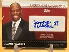 2011 American Pie Autograph Jimmie Walker Trading Card Topps Certified Autograph