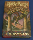 J K Rowling HARRY POTTER AND THE SORCERERS STONE 1st American Edition