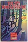 The James Bond Classic Library THE SPY WHO LOVED M E 1990 First Original DJ