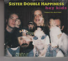 Hey Kids [Maxi Single] by Sister Double Happiness (CD, Jan-1992, Reprise) sealed