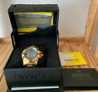 INVICTA RESERVE MODEL 6146 CHRONOGRAPH STAINLESS STEEL MENS WATCH WITH BOX