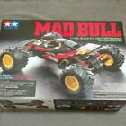 VINTAGE TAMIYA MAD BULL 1/10 TH SCALE OFF ROAD RACER RC CAR