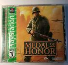 Medal of Honor *TESTED* *COMPLETE*(Sony PlayStation 1, 1999)
