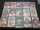 1961 Topps Chicago Cubs Near Team Set Lot of 15 Different Don Zimmer NM