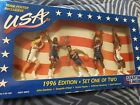 Starting Lineup 1996 USA Dream Team Olympic Set One Shaq Pippen Robinson In Box