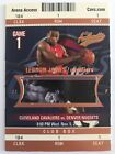 LeBron James Basketball Cards, Rookie Cards Checklist and Memorabilia Guide 39