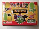Italian Sgorbions Slime 2018 Box w Activity Books Foreign Garbage Pail Kids