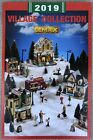 2019 LEMAX Christmas Holiday VILLAGE KMART Brochure Catalog Flyer - New