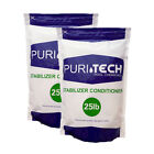 50 lbs Stabilizer Cyanuric Acid Water Conditioner Swimming Pool UV Protection