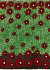 Blue Red Pink African Wax Print Fabric 6 Yards 100 Cotton Sewing Clothing