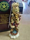 Boyds Bear Folkstone Collection Peacenick...The Sixties Santa