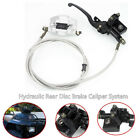 Hydraulic Rear Disc Brake Caliper System Part 150 250cc Bull Quad Dirt Bike ATV