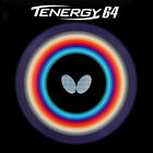 Butterfly Tenergy 64 Table Tennis Rubber 21mm Red