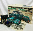 VINTAGE TAMIYA PORSCHE TURBO RSR TYPE 934 1 / 12th SCALE RC CAR VERY RARE