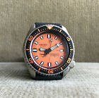 Vintage Seiko Orange Divers Japan 150m Automatic 42mm 7002  7000 A1 Men's Scuba