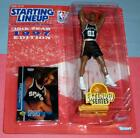 1997 extended TIM DUNCAN San Antonio Spurs Rookie NM+ *FREE s/h* Starting Lineup
