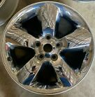 20 INCH 2013 2019 DODGE RAM 1500 OEM CHROME CLAD ALLOY 20x8 WHEEL RIM 2495 B+