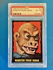 1964 Topps Monsters from Outer Limits Trading Cards 32