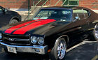 1970 Chevelle SS 1970 SS Chevelle replica. 454, automatic trans, very clean.