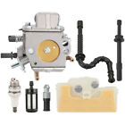 Carburetor Kit For Stihl 029 MS290 039 MS390 Chainsaw #1127 120 0650 Carb Parts