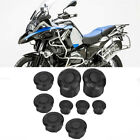 Motorcycle Body Frame Hole Cover Cap Plug For BMW R1200GS 2014-2018 R1250GS 2019
