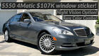 2010 Mercedes Benz S Class S550 4MATIC 158 HIGH QUALITY PICTURES