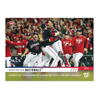 2019 Topps Now Washington Nationals World Series Champions Cards 17