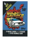1989 Topps Back to the Future II Trading Cards 6