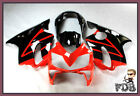 FNG Injection Molding Fairing Set+Windshield For Honda 2004-2008 CBR600 F4i C11