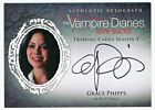 2016 Cryptozoic Vampire Diaries Season 4 Trading Cards 19
