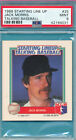 PSA 9 MINT GRADED JACK MORRIS HOF VINTAGE 1988 STARTING LINEUP 25 MLB MLBPA CARD