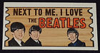 1964 Topps Beatles Plaks Trading Cards 11