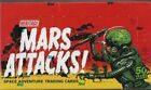 TOPPS MARS ATTACKS HERITAGE SPACE ADVENTURE TRADING CARDS SEALED HOBBY BOX