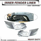 Rear Inner Fender Lightweight Off Road Liners for 07 18 Jeep Wrangler JK 4WD A1