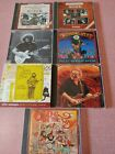 Jerry Garcia Band CD Lot Live Kean College Old & in the way 1976