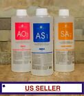 Aqua Hydra Peeling Solution 400ml Per Bottle Hydra Facial Serum 3 Bottles