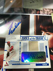 Bob Gibson 75 Auto 2005 Absolute autograph Tools of the Trade GU Jersey TT-107