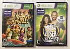 The Biggest Loser Ultimate Workout  Kinect Adventures Xbox 360 Kinect