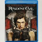 Resident Evil The Complete Collection All Films 1 6 Blu ray Set Region Free