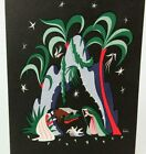 Vladimir Bobri Mid Century Christmas Card Unused Nativity