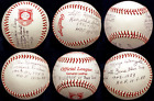 A LEAGUE OF THEIR OWN AAGPBL 4 AUTO SIGNED HOF BASEBALL PSA PAIRE KAMENSHEK COA