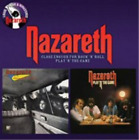 Nazareth-Close Enough for Rock 'N' Roll/Play 'N' the Game (UK IMPORT) CD NEW
