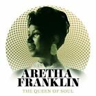 Aretha Franklin-Queen Of Soul (UK IMPORT) CD NEW