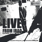 *NEW/SEALED* Live from Iraq 4th25 CD 2005 Entertainment FAST FROM USA SHIPPING