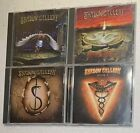 Lot of (4) SHADOW GALLERY CD Albums! Room V, Carved In Stone, Tyranny, Debut